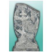 Ритуальный памятник «волна» фото