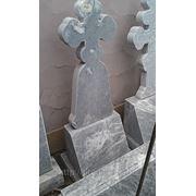 Мраморный памятник М 016 фото