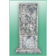 Эконом памятник Купола Нижнедевицк оформление могилы-надгробие