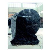 Элитный памятник из гранита модель №6 фото