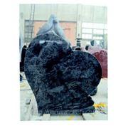 Эксклюзивный памятник из гранита модель №11 фото