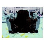 Эксклюзивный памятник из гранита модель №8 фото