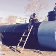 Резервуар 50м/куб фото