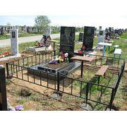Ограды на могилу фото