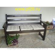 Скамейки и столы садовые фото