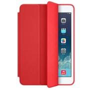 Apple Чехол Apple iPad mini Smart Case (красный, кожаный) фото