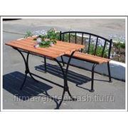 Стол длина 1,2 м и 1,8 м фото
