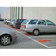 Парковочный барьер UNIPARK3 фото