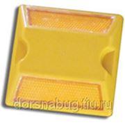 Светоотражатель пластиковый с катафотами КД-3-1 фото