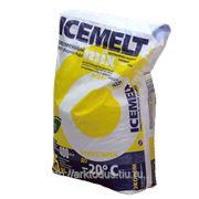 Противогололедный материал ICMELT MIX Айсмелт MIX уп.25кг. до -20С фото