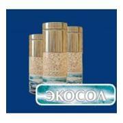 ЭКОСОЛ (соляно-песчанная смесь с ингибиторами коррозии и биофильными соединениями), (мешок 25 кг) фото