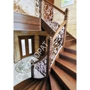 Лестницы комбинированные фото