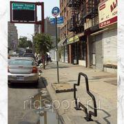 Парковка для велосипедов H-47 фото