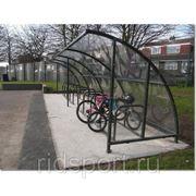 Велосипедная парковка H-33 фото