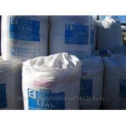 Соль техническая в мешках по 50 кг с доставкой фото