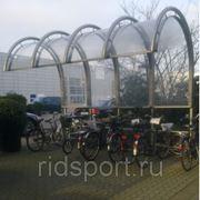 Велопарковка H-4 фото