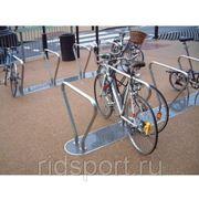 Велопарковка H-5 фото