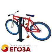 Велопарковка №4 фото