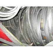 Резиновый ремень трапициедального сечения профиль А длина 2360 фото