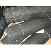 Пластина техническая резиновая марки ТМКЩ-С толщина 5 мм, ширина рулона 1450 мм фото