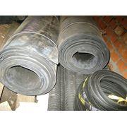 Пластина техническая резиновая марки ТМКЩ-С толщина 6 мм, ширина рулона 1450 мм фото