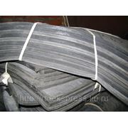 Резиновая пористая пластина по ТУ 38105867-90 толщина 8 мм фото