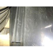 Техпластина ТМКЩ-М размер 500х500х12 мм повышенной мягкости фото