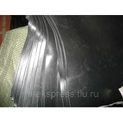 Резина листовая марки Но-68-1 размер 300х300х1 мм по ТУ 381051959-90 фото