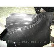 Резиновая пластина размер 300х300х2 мм из смеси марки ИРП 3012 фото