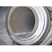 Резина в рулонах белого цвета толщиной 8 мм (вакуумная) фото