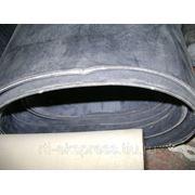 Пластина резинотканевая марка МБС толщина 6 мм с одним тканевым слоем фото