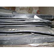 Пластина ТМКЩ толщина 20 мм, размеры листов 720х720 мм фото