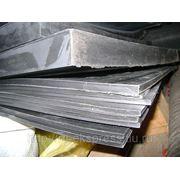 Пластина резиновая Ф-МБС-С 500х500х60 мм фото