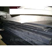 Резина листовая марки НО-68-1 размер 500х500х4 мм по ТУ 381051959-90 фото