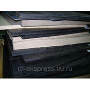 Техпластина ТМКЩ-Т размер 500х500х12 мм повышенной твердости фото