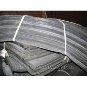 Резиновая пористая пластина 500х700х12 мм фото