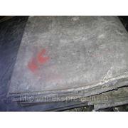 Резина маслобензостойкая в листах размер 720х720х4 мм фото