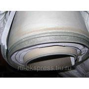 Пластина резиновая вакуумная р/с 51-2062 толщина 6 мм рулонная фото