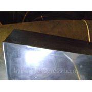 Техпластина ТМКЩ размер 500х1000х40 мм средней твердости фото