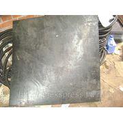 Техпластина маслобензостойкая размер 720х720х8 мм фото