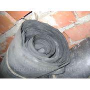 Резина в рулонах шириной 1450 мм, толщиной 5 мм для вырубки прокладок. Марка ТМКЩ-С фото