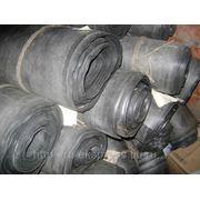 Пластина техническая резиновая марки ТМКЩ-С толщина 4 мм, ширина рулона 1450 мм фото