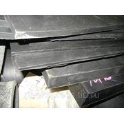 Техпластина ТМКЩ-М размер 500х500х15 мм повышенной мягкости фото