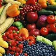 Овощи и фрукты из Турции фото