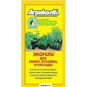 Экогель Для семян луковиц и рассады 20 мл. фото
