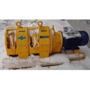 Лебедка скреперная шахтная 55ЛС2СМА (подземная) фото