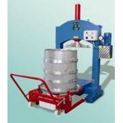 Пресс для винограда с гидроголовкой или електроприводом 69 лтр