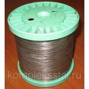 Проволока нихромовая ф от 0.05 до 10.0 мм. ст. Х20Н80 и Х20Н80н фото