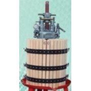 Пресс для винограда с гидроголовкой ORTIGARA 128л