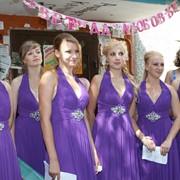 Прокат платьев для подружек невесты фото